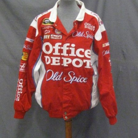 30b7ab5715 chase authentics Other - Old Spice Office Depot TONY STEWART  14 NASCAR